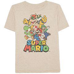 Boys 4-10 Jumping Beans® Nintendo Super Mario Bros. Graphic Tee