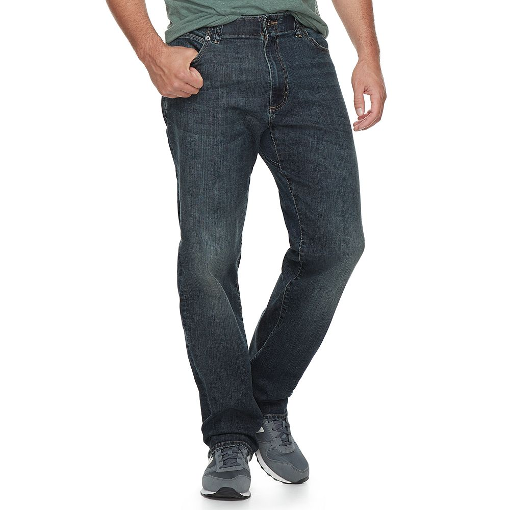 Big & Tall Lee® Extreme Motion Relaxed Straight Jeans