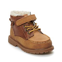 OshKosh B'gosh® Haslett Toddler Boys' Ankle Boots
