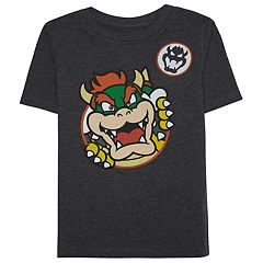 Boys 4-10 Jumping Beans® Nintendo Mario Bros. Bowser Graphic Tee