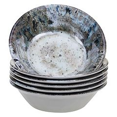 Certified International Radiance 6-piece All-Purpose Bowl Set