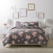 LC Lauren Conrad Bold Blooms Comforter Set