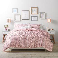 LC Lauren Conrad Dye Effect Comforter Set