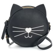T-Shirt & Jeans Cat Canteen Crossbody Bag