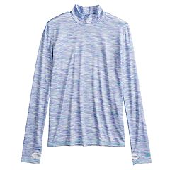 Girls 4-16 Cuddl Duds Long Sleeve Turtleneck Top