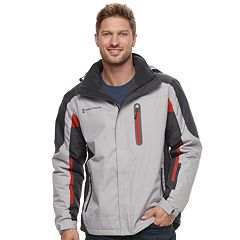 Men's Free Country Colorblock Hooded Jacket