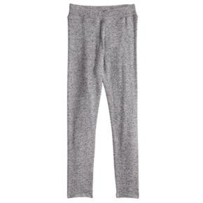 Girls 4-16 Cuddl Duds Soft Knit Leggings