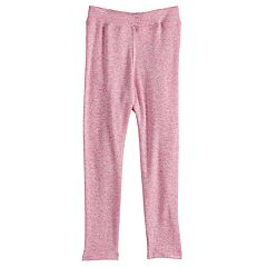 Girls 4-16 Cuddl Duds Soft Knit Leggings