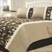 Riverbrook Home Camo Camp Comforter Set
