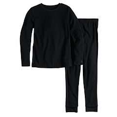 Girls 4-16 Cuddl Duds Fleece Top & Leggings Set