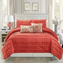 Riverbrook Home Textured 5-piece Comforter Set