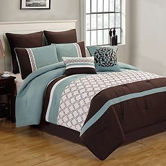 Riverbrook Home Tolbert 8-piece Comforter Set