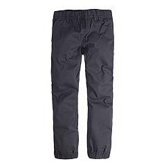 Boys 4-7x Levi's® Twill Jogger Pants