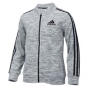 Girls 7-16 adidas Velour Bomber Jacket