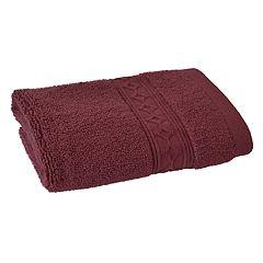 Sanderson Solid Washcloth