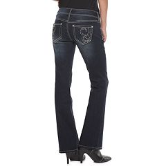 Women's Apt. 9® Embellished Bootcut Jeans