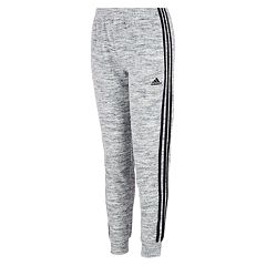Girls 7-16 adidas Warm Up Velour Jogger Pants