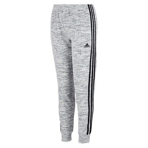 Girls 7 16 adidas Warm Up Velour Jogger Pants