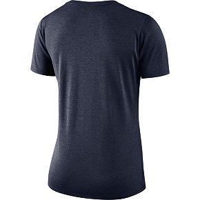 Women's Nike Dallas Cowboys Dri-FIT Touch Tee