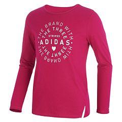 Girls 7-16 adidas Vented Graphic Tee