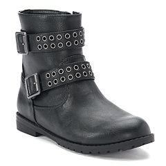 SO® Loreen Girls' Motto Boots