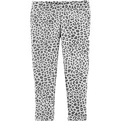 Toddler Girl Carter's Leopard Pants