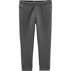 Toddler Girl Carter's Lurex Pants