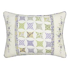 Always Home Cathedral Window Pillow Sham