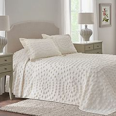 Always Home Eden Chenille Bedspread