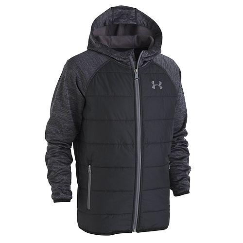 Boys 8-20 Under Armour Trekker Hybrid Jacket