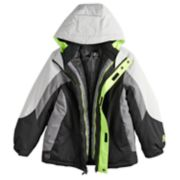 Boys 8-20 ZeroXposur Torque Systems Jacket