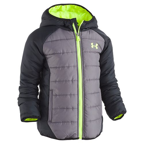 91aa74bb33a9 Boys 8-20 Under Armour Puffer Jacket