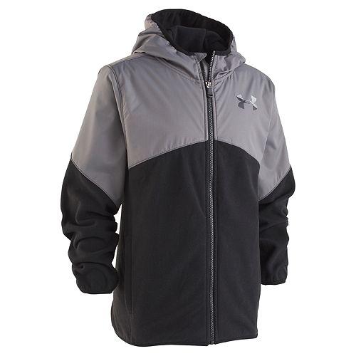 Boys 8-20 Under Armour North Rim Fleece Jacket