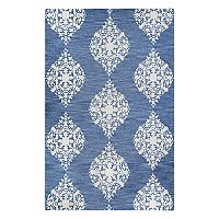 Couristan Crawford Ornament Medallion Wool Blend Rug
