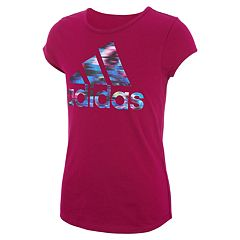 Girls 7-16 adidas Short Sleeve Graphic Tee
