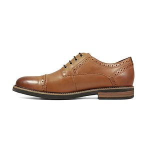 Nunn Bush Overland Men?s Cap Toe Casual Oxford Shoes