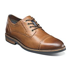 752c40a0bbb7c Nunn Bush Overland Men s Cap Toe Casual Oxford Shoes