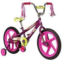Youth Mongoose 18-inch Lark Bike