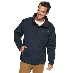 Big & Tall Free Country Microfiber Trek Jacket