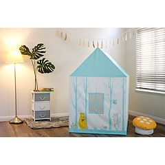 Asweets Animal & Forest Indoor Canvas Play Tent