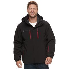 Big & Tall Free Country Softshell 3-in-1 Systems Jacket