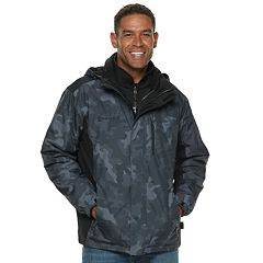 Big & Tall Free Country 3-in-1 Systems Ripstop Jacket
