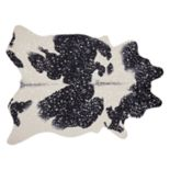 Loloi Bryce Faux Cowhide Rug