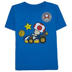 Boys 4-10 Jumping Beans® Nintendo Super Mario Bros. Toadstool Graphic Tee