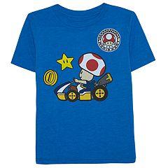 Boys 4-10 Jumping Beans® Nintendo Toadstool Kart Tee