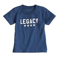Toddler Boy & Girl Dad & Me Legacy Graphic Tee