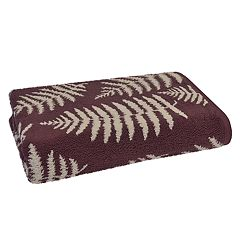 Sanderson Fern Jacquard Bath Towel