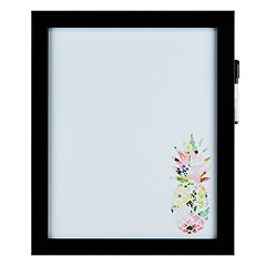 Belle Maison Pineapple Dry Erase Board 2-piece Set