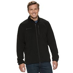 Big & Tall Free Country Microtech Fleece Jacket