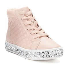SO® Peyton Girls' High Top Shoes